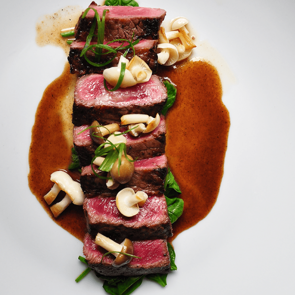 wagyu sirloin september promotion the blue mansion